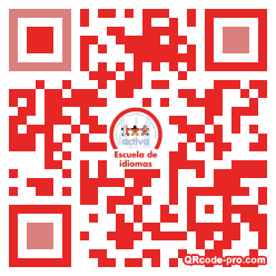 QR code with logo 1tY70