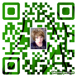 QR code with logo 1taf0
