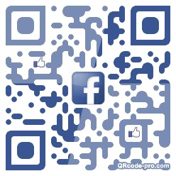 QR code with logo 1teX0