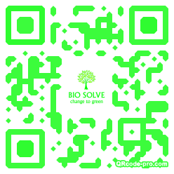 QR code with logo 1tg40