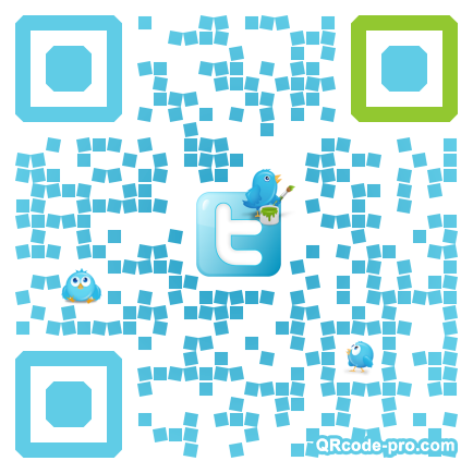 QR code with logo 1tm20