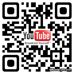QR code with logo 1tn90