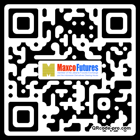 QR code with logo 1to80