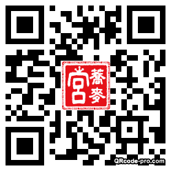 QR code with logo 1twf0