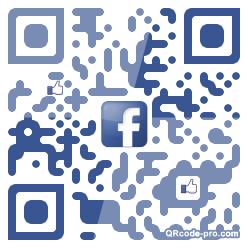 QR code with logo 1u220