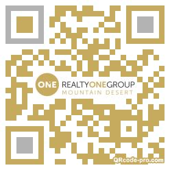 QR code with logo 1u2B0