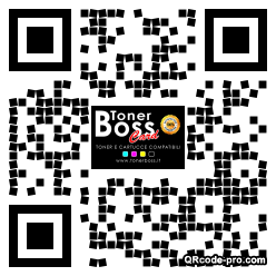 QR code with logo 1u4P0