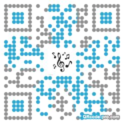 QR Code Design 1uBg0