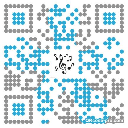 QR code with logo 1uBo0