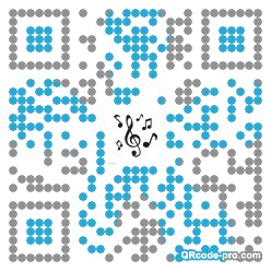 QR Code Design 1uBr0