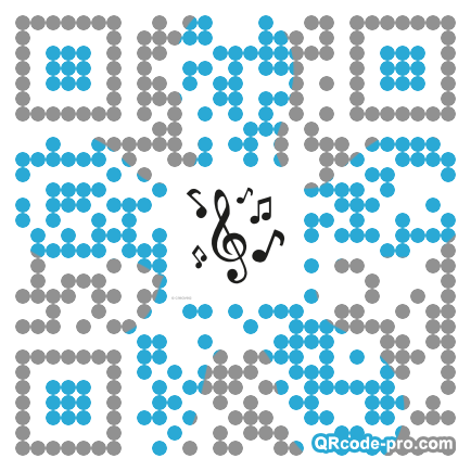 QR code with logo 1uBx0