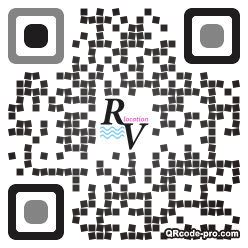 QR code with logo 1uK80