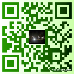 QR code with logo 1uMC0