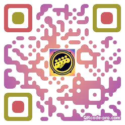 QR code with logo 1uNg0
