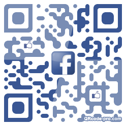 QR code with logo 1uNs0