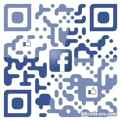 QR code with logo 1uPT0