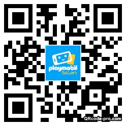 QR code with logo 1uWK0