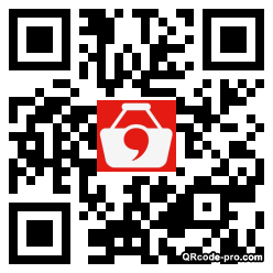 QR code with logo 1uX00