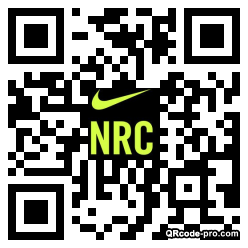 QR code with logo 1uX10