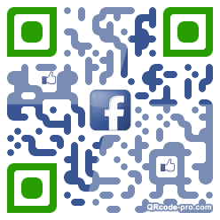QR code with logo 1uZF0