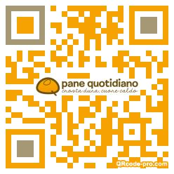QR code with logo 1ubu0