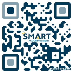 QR code with logo 1uc90