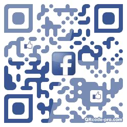 QR code with logo 1ucj0