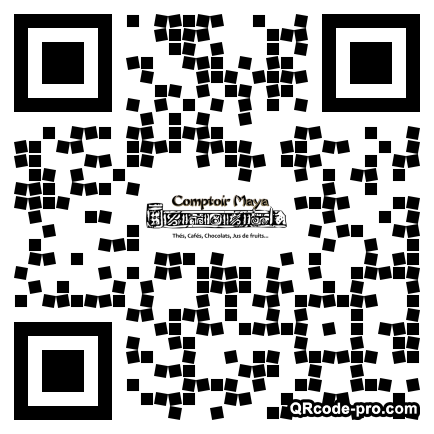 QR code with logo 1uln0