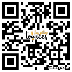 QR code with logo 1ulx0