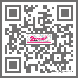 QR code with logo 1uow0