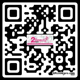 QR code with logo 1uoz0