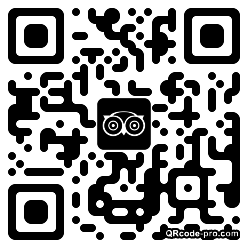 QR code with logo 1us70