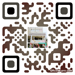 QR code with logo 1utS0
