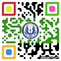 QR code with logo 1uyM0