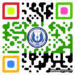 QR code with logo 1uyM0