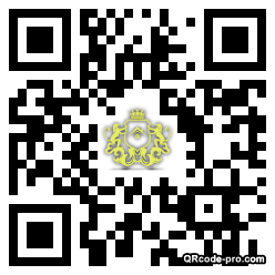 QR Code Design 1uza0
