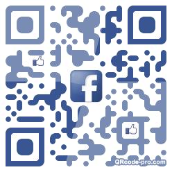 QR code with logo 1v6N0