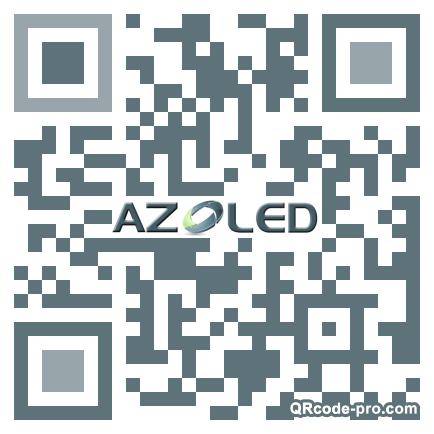 QR code with logo 1v7a0