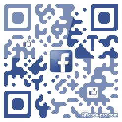 QR code with logo 1v9Z0
