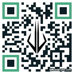 QR code with logo 1vAB0