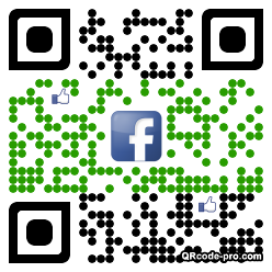 QR code with logo 1vCw0