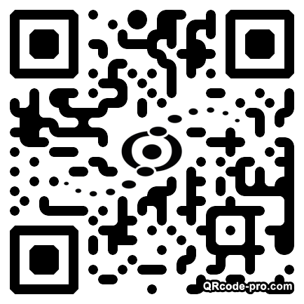 QR code with logo 1vE10