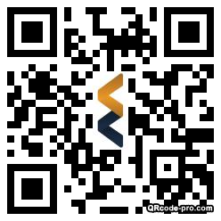 QR code with logo 1vEC0