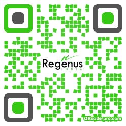 QR code with logo 1vGC0