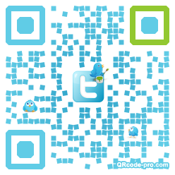 QR code with logo 1vHf0