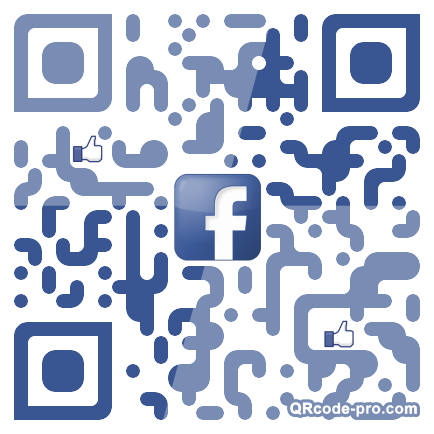 QR code with logo 1vLE0