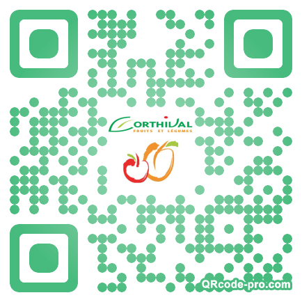 QR code with logo 1vMB0