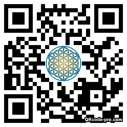 QR code with logo 1vNX0