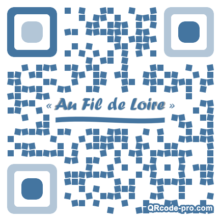 QR code with logo 1vPA0