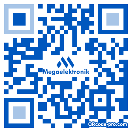 QR code with logo 1vPO0